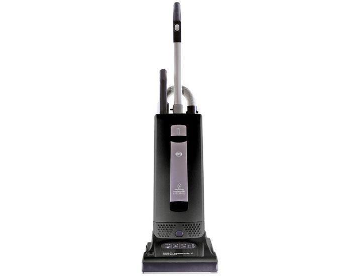 SEBO Automatic X4 Vacuum Cleaner - Black 9501AM