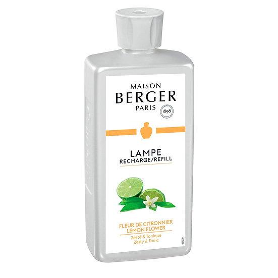 LEMON FLOWER - LAMPE MAISON BERGER FRAGRANCE 500ML