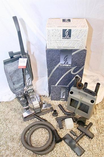 KIRBY VACUUM CLEANER UPRIGHT G4D W/TOOLS