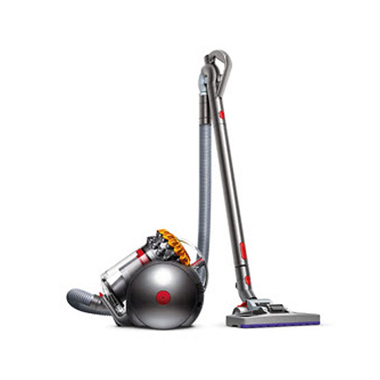 Dyson - Big Ball Bagless Canister Vacuum CY23 - Yellow/iron