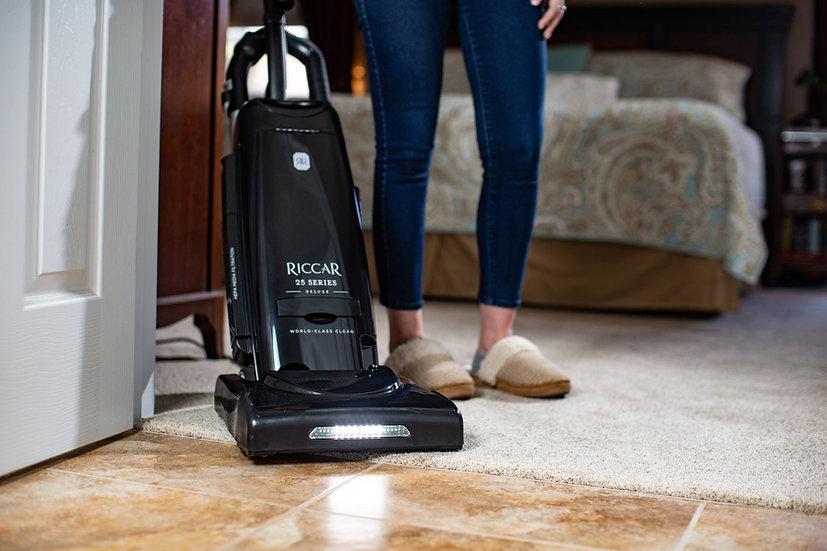 Riccar R2D Upright Vacuum