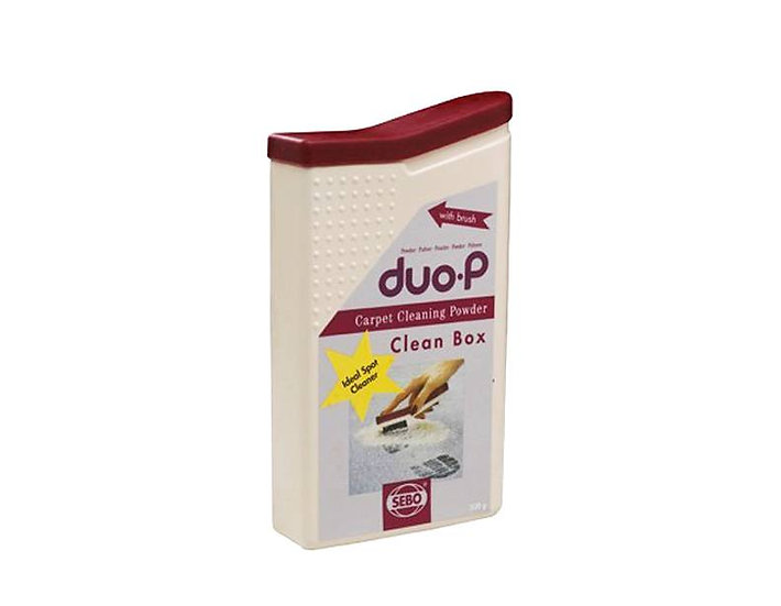 SEBO 0478AM Duo-P Cleaning Powder Box