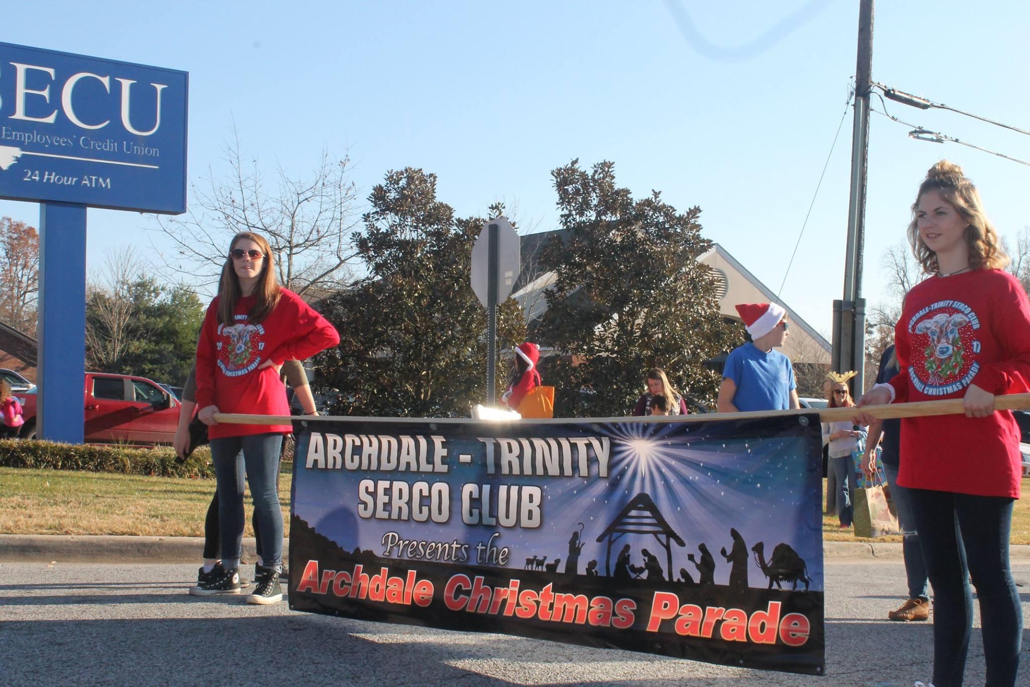 Archdale Christmas Parade 2019 Archdale Christmas Parade