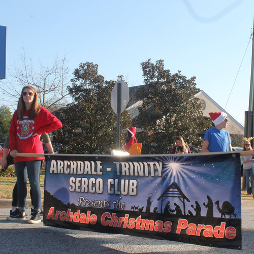 Archdale Christmas Parade 2019 Upcoming Events | SerCo Club of Archdale Trinity