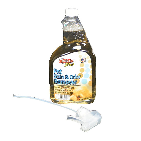 Stain-X Pro Pet Stain/Odor 32 oz