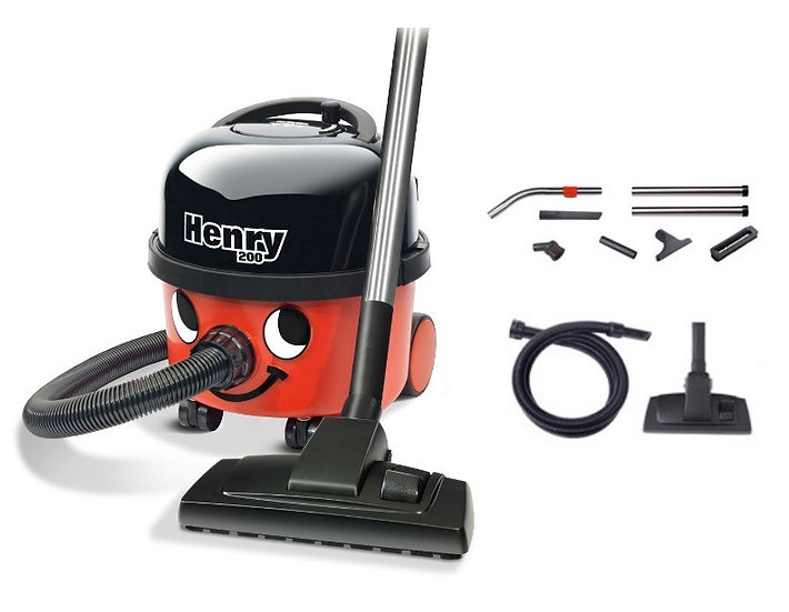 Numatic Henry Canister Vacuum HVR200A