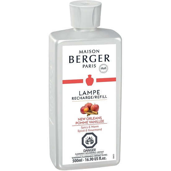 NEW ORLEANS - LAMPE MAISON BERGER FRAGRANCE 500ML