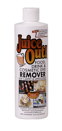 Juice Out Food/Drink/Dye Remover 16oz CS-8065