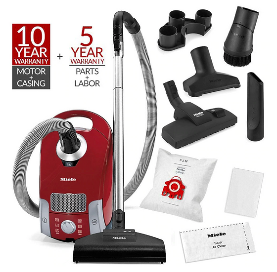 Miele C1 Compact HomeCare Canister Vacuum