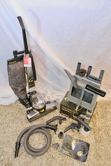 KIRBY VACUUM CLEANER UPRIGHT G6D W/TOOLS