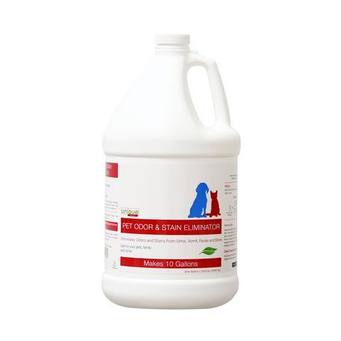 Unique Pet Odor & Stain Eliminator 1 Gallon