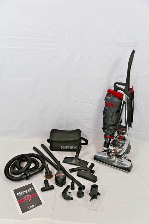 Kirby Vacuum Cleaner Upright G10d Avalir 2017 W Tools
