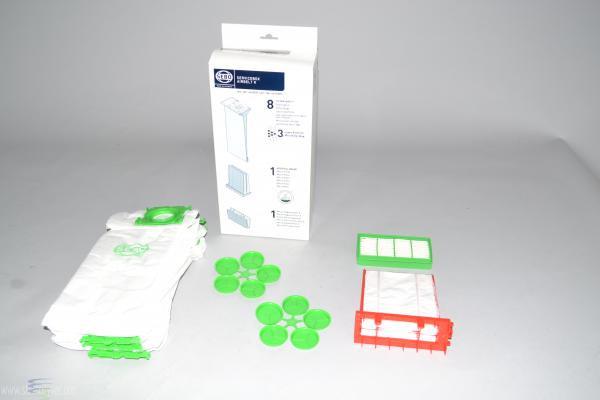 SEBO Airbelt K Filter and Bags Service Box