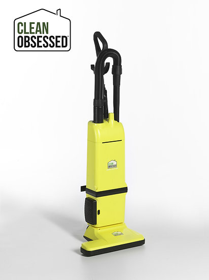 Clean obsessed Commercial Dual Motor Upright Vacuum CO101