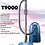 Thumbnail: TITAN T9200 CANISTER VACUUM CLEANER