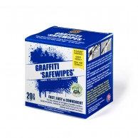 Graffiti Safewipes 20/pk CS-81441
