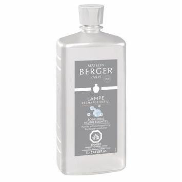 NEUTRAL (UNSCENTED) - LAMPE MAISON BERGER FRAGRANCE 500ML