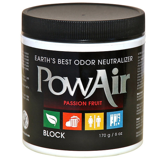 PowAir Passion Fruit Block 6OZ