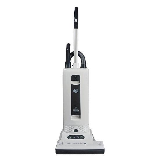 SEBO Automatic X5 Vacuum Cleaner - White 9580AM