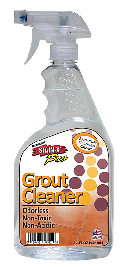 Stain-X Pro Grout 32 oz Cleaner CS-81486
