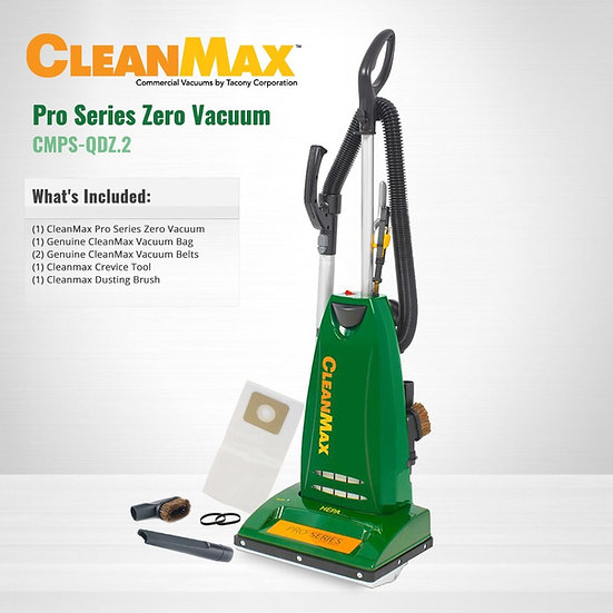 CleanMax Pro-Series Upright Vacuum CMPS-QDZ.2