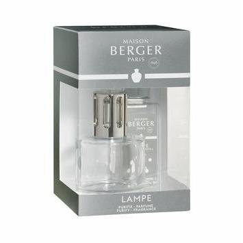 PURE CLEAR LAMPE GIFT SET BY MAISON BERGER