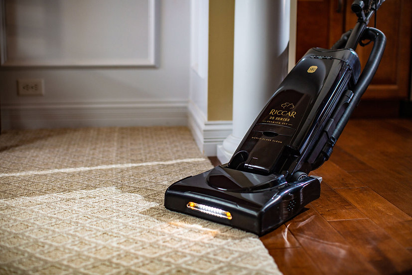 Riccar R25P Pet Premium Upright Vacuum