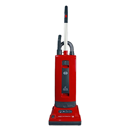 SEBO Automatic X4 Vacuum Cleaner - Red 9558AM