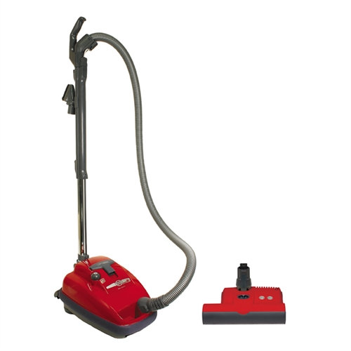 SEBO AIRBELT K3 Canister Vacuum Red 9687AM