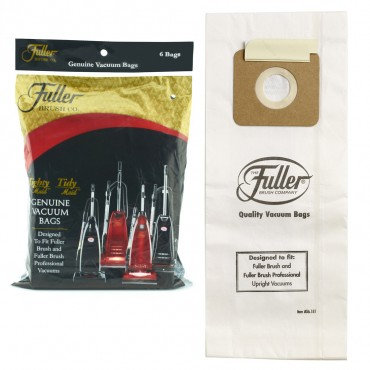 FULLER BRUSH PAPER BAG 6PK