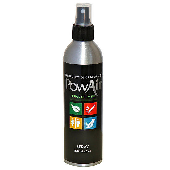 PowAir Apple Crumble Spray 8OZ