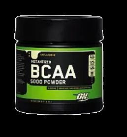 BCAA 5000 Powder, Unflavored - 345g