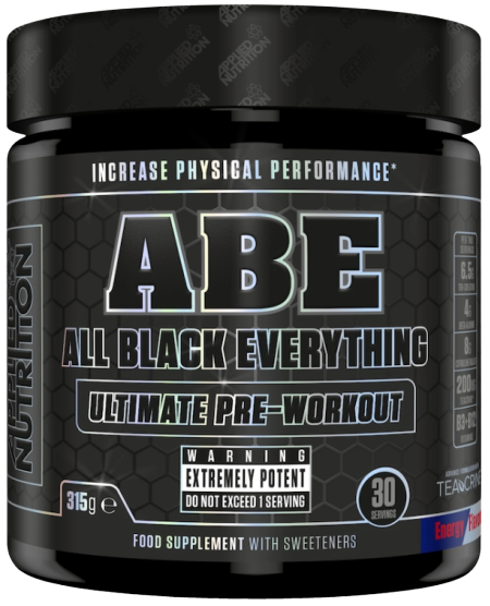 ABE - All Black Everything 30 Servings
