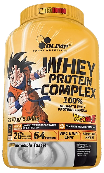 OLIMP Whey Protein Complex Limited Edition 2270g