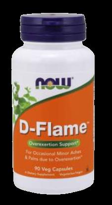 D-Flame™ Veg Capsules