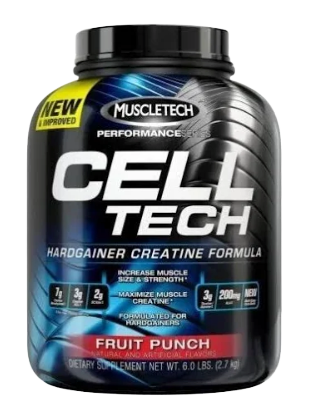 MuscleTech Cell Tech - 2700g