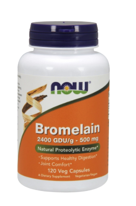 NOW Foods Bromelain - 500mg
