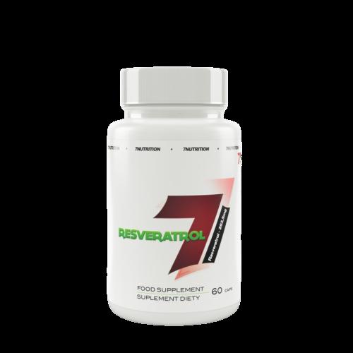 7 Nutrition Reservatrol - 60 caps