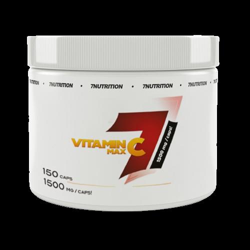 7 Nutrition Vitamin C Max - 150 caps