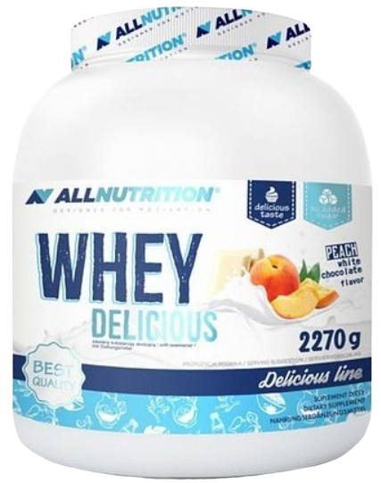 Whey Delicious 2270g
