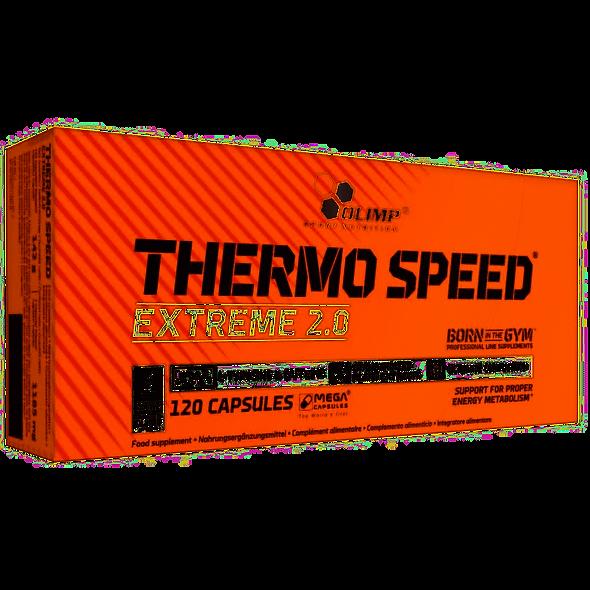 OLIMP Thermo Speed Extreme 2.0 - 120 caps