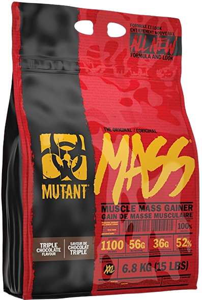 Mutant Mass 6800g (24 Servings)