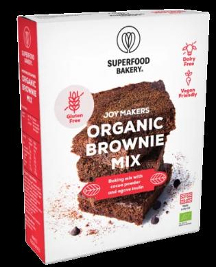 Organic Joy Makers Brownie Mix