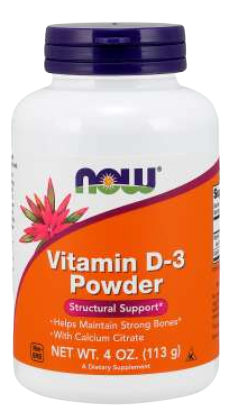 Vitamin D-3 Powder