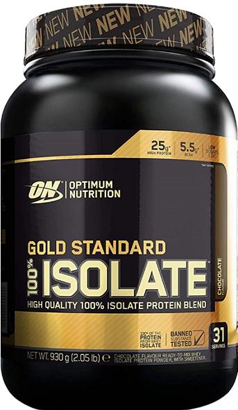 Gold Standard 100% Isolate - 930g