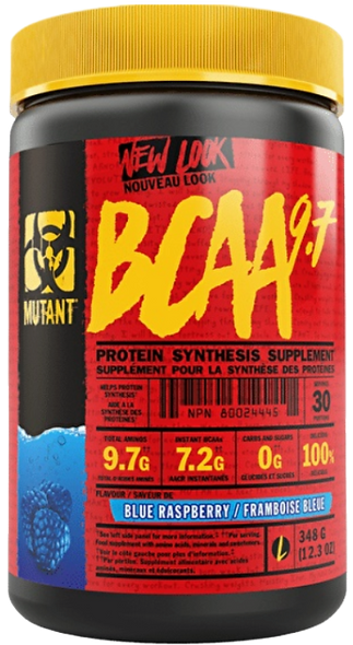 Mutant BCAA 9.7 - 30 Servings