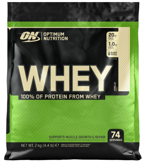 Whey 2000g (74 Servings)