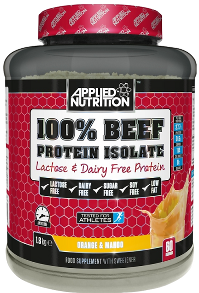 100% Beef Isolate 1800G (60 Servings)