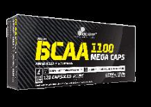 OLIMP BCAA 1100 Mega Caps - 120 caps