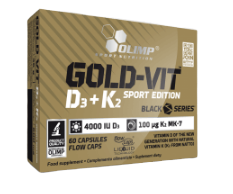 OLIMP Gold-Vit D3+K2 Sport Edition
